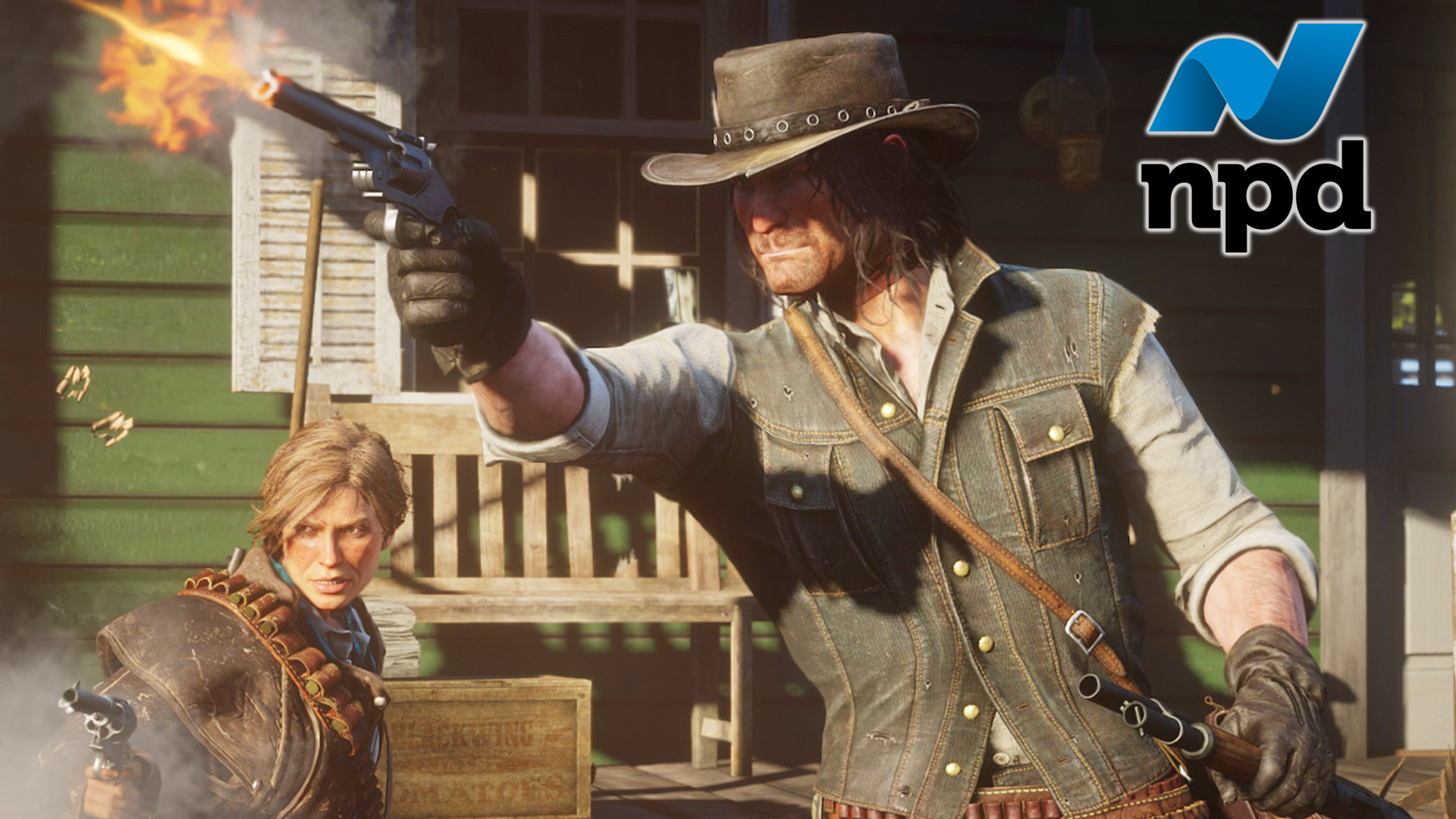 NPD November 2018 Gaming Estimates and Analysis: Red Dead Rises