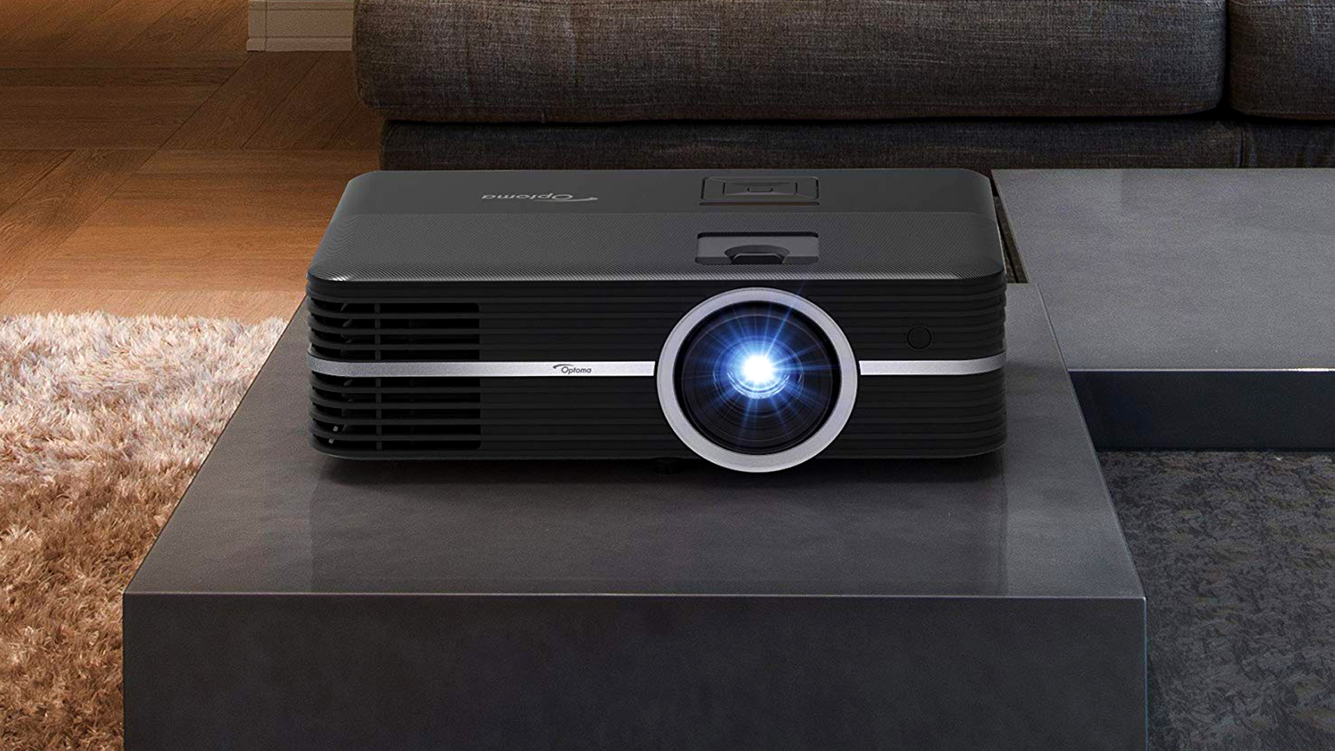 Optoma UHD51A 4K UHD Smart Home Theater Projector