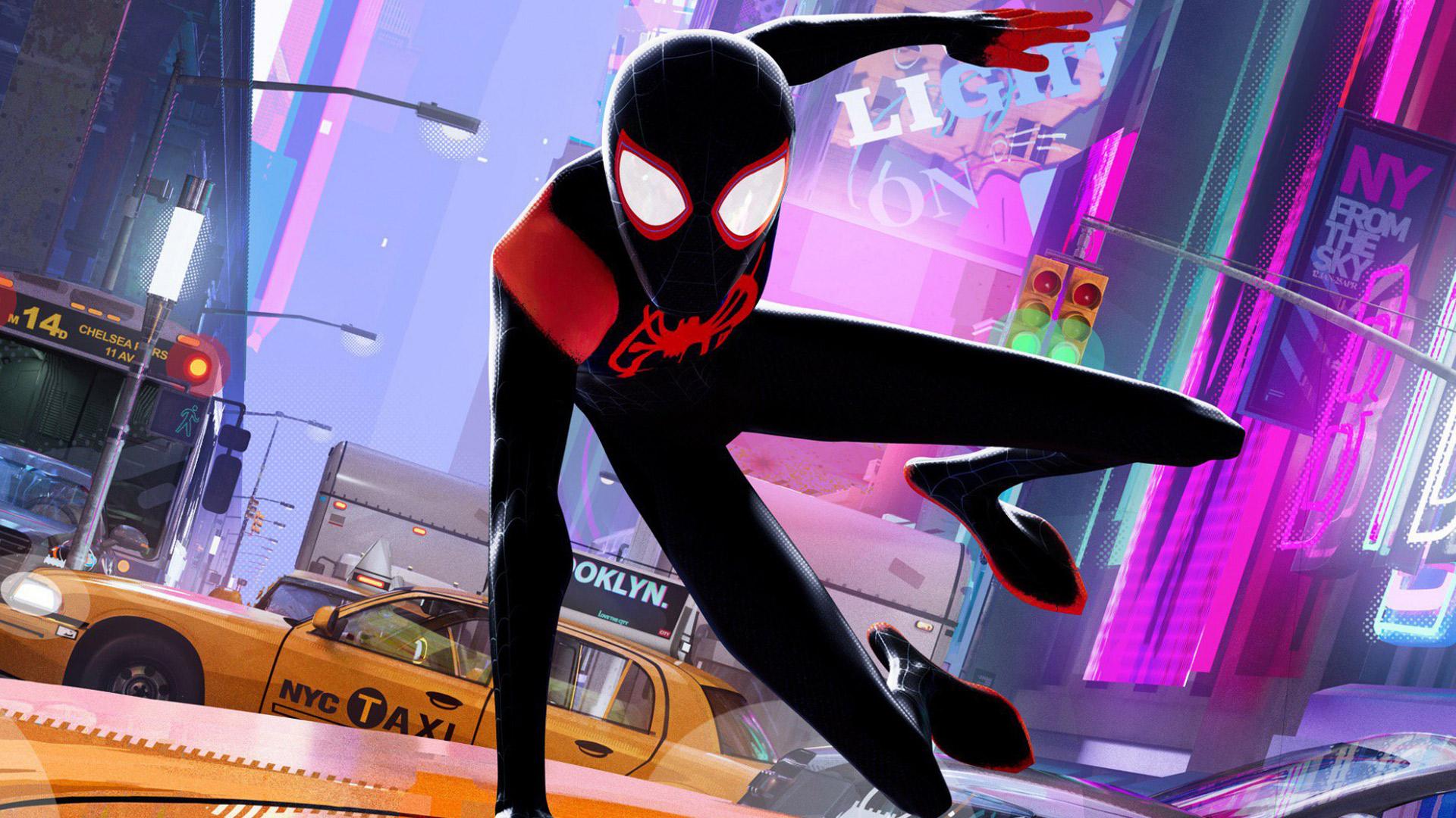 Spider Man Into The Spider Verse 2018 Movie Reviews Popzara Press