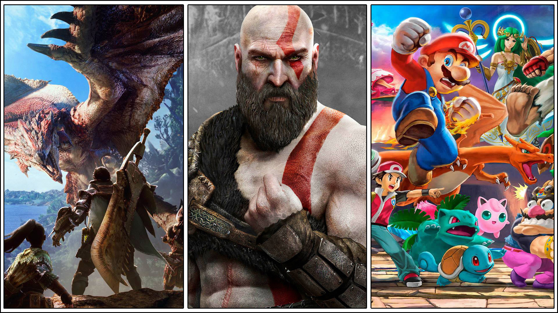 The Best, Worst and Biggest Games of 2018