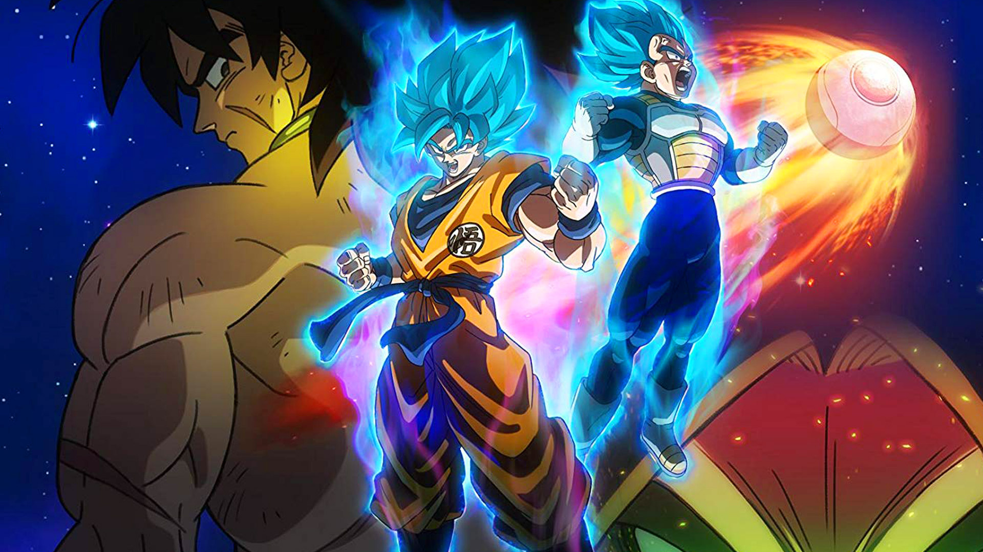 Dragon Ball Super: Broly (2019)