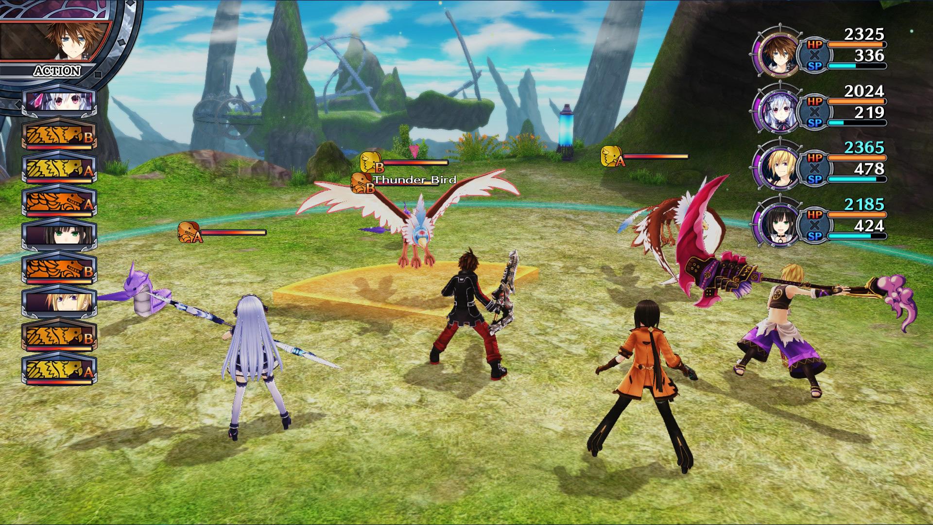 Fairy Fencer F Advent Dark Force Game Reviews Popzara Press