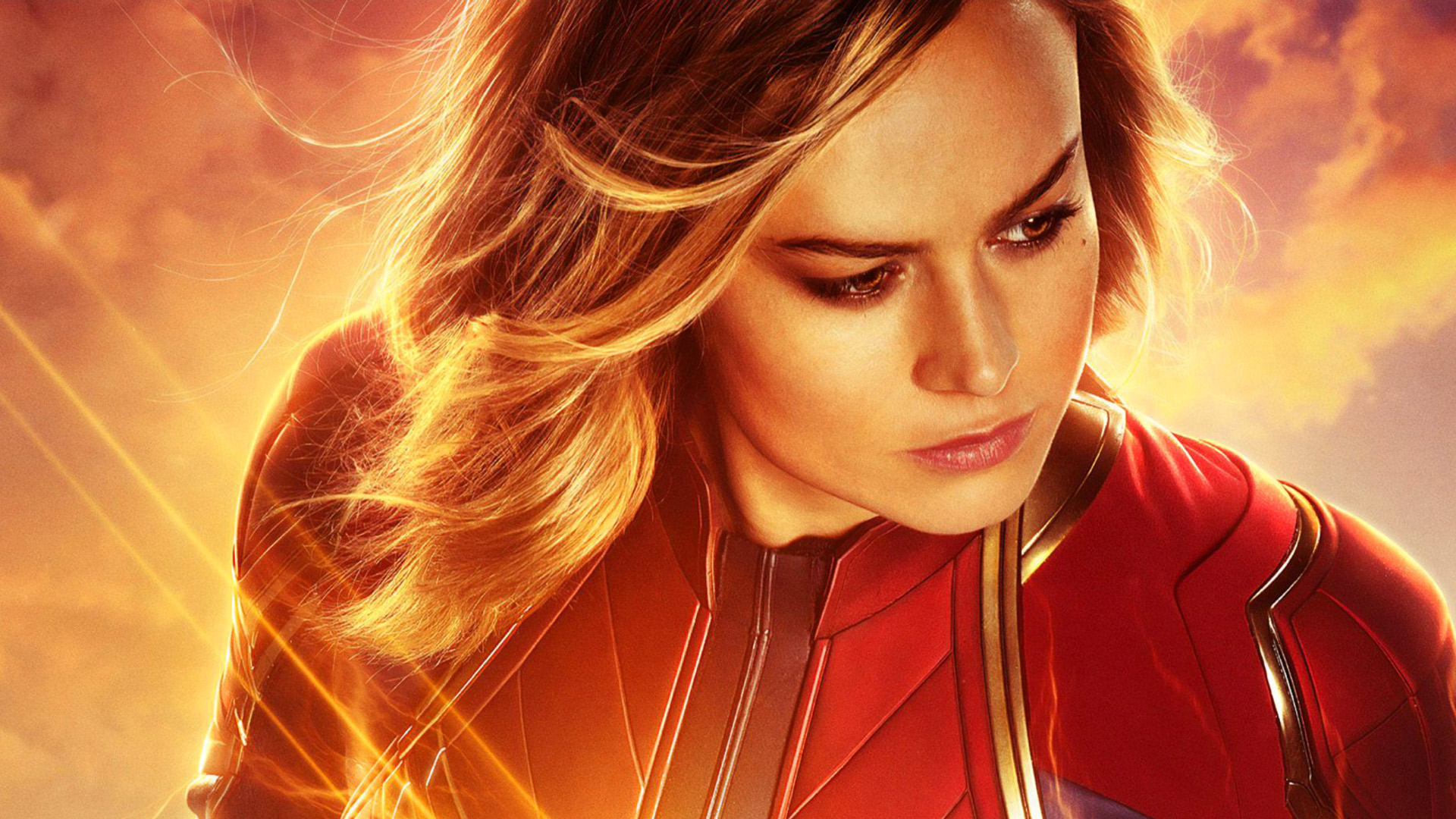 Disney's Captain Marvel: Ginger Cats and Mostly Marvelous