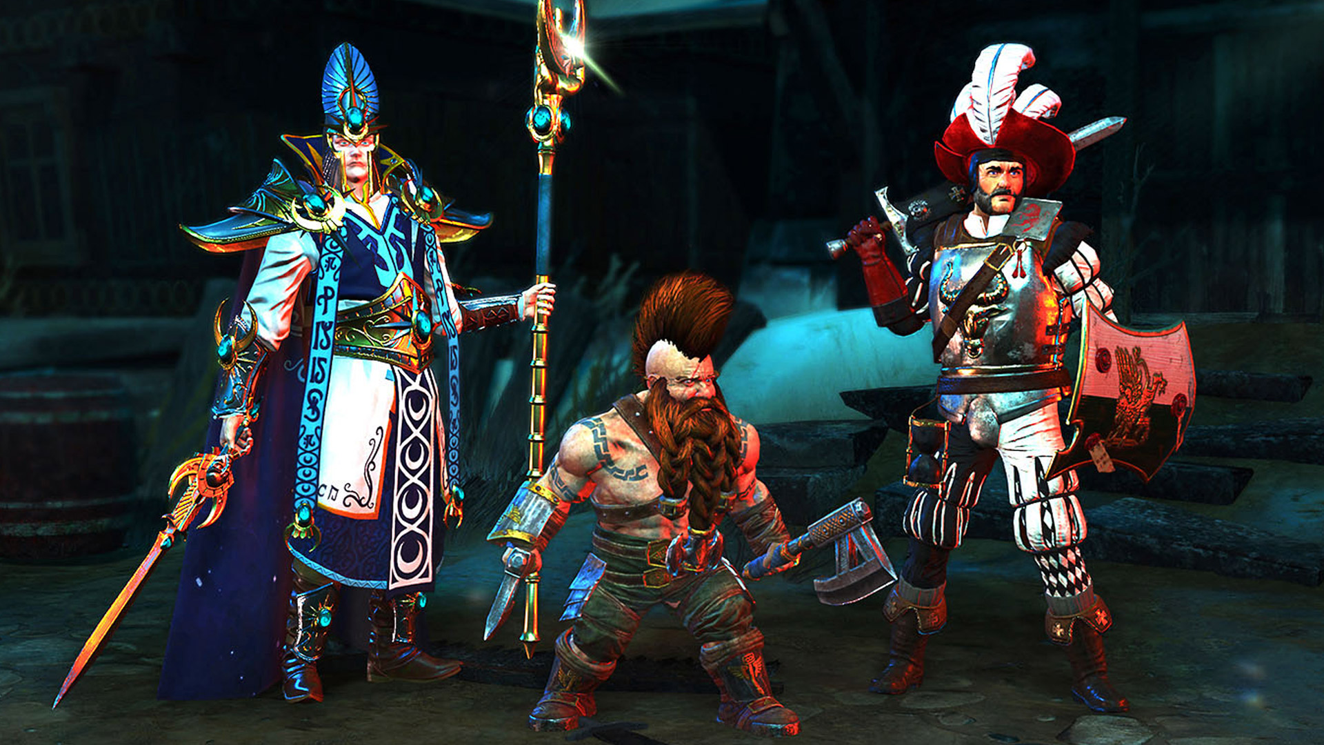 Warhammer: Chaosbane Beta