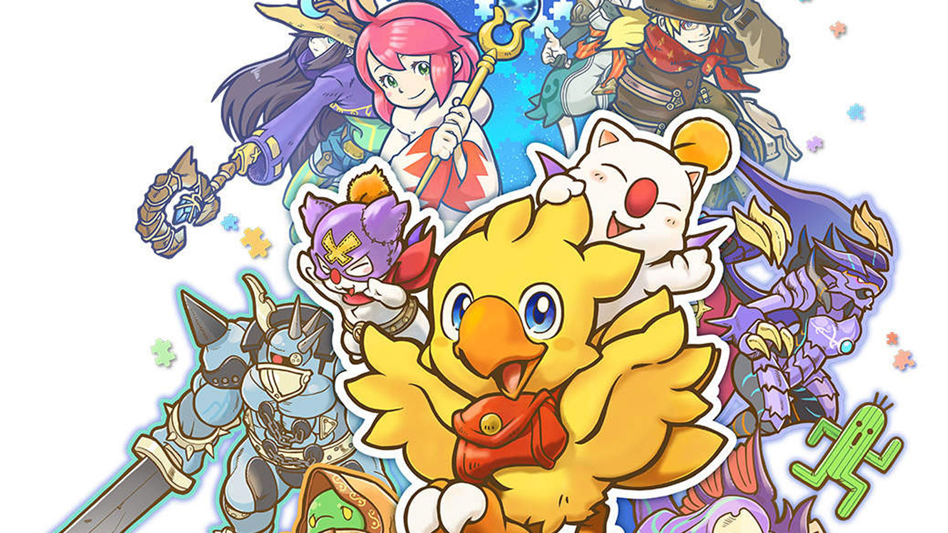 Chocobo's Mystery Dungeon: Every Buddy!