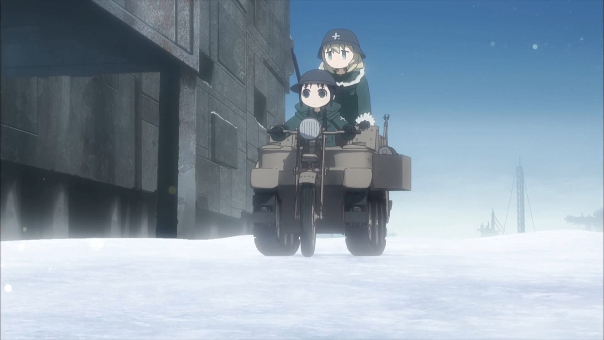 Girls' Last Tour: Complete Collection