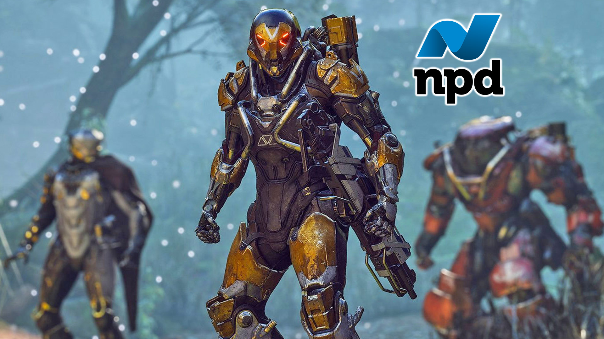 NPD February 2019 Gaming Estimates and Analysis: Anthem Rises