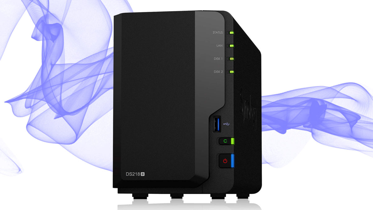 Synology NAS DiskStation DS218+