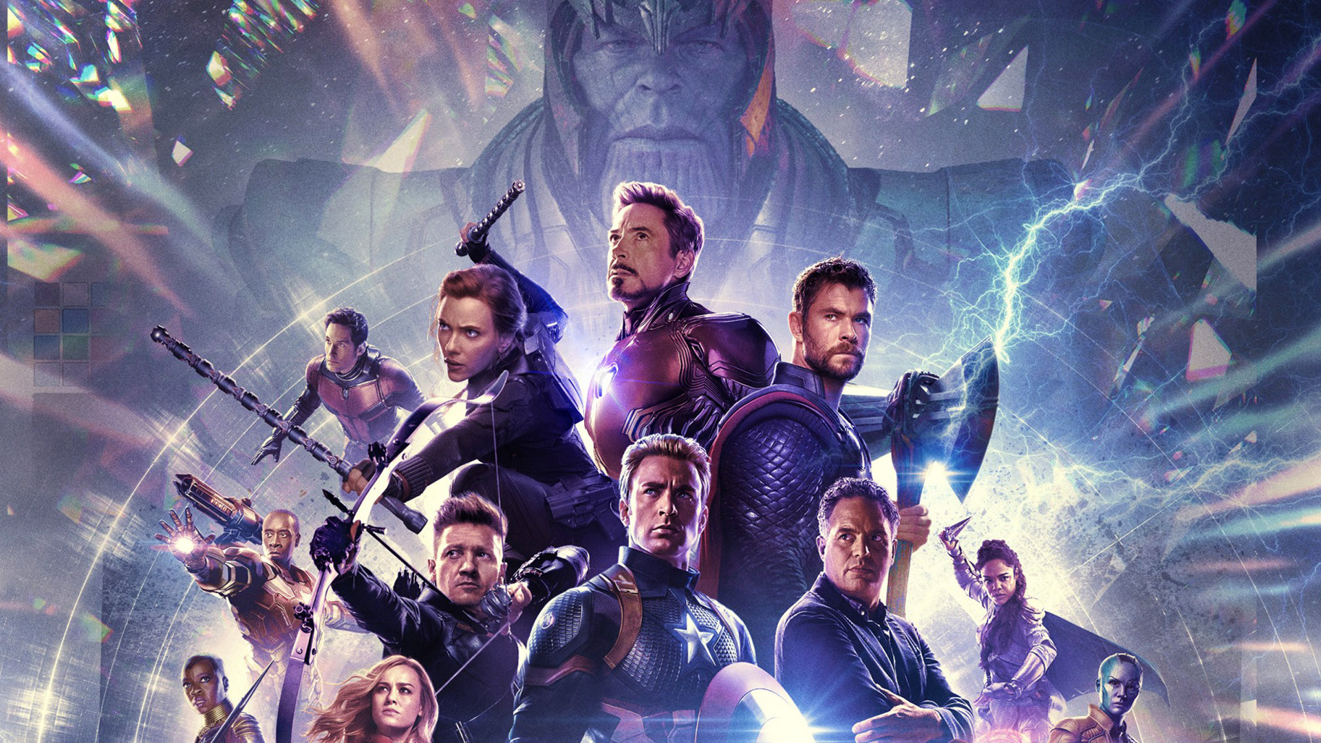 Assembling the End with Marvel's Avengers: Endgame