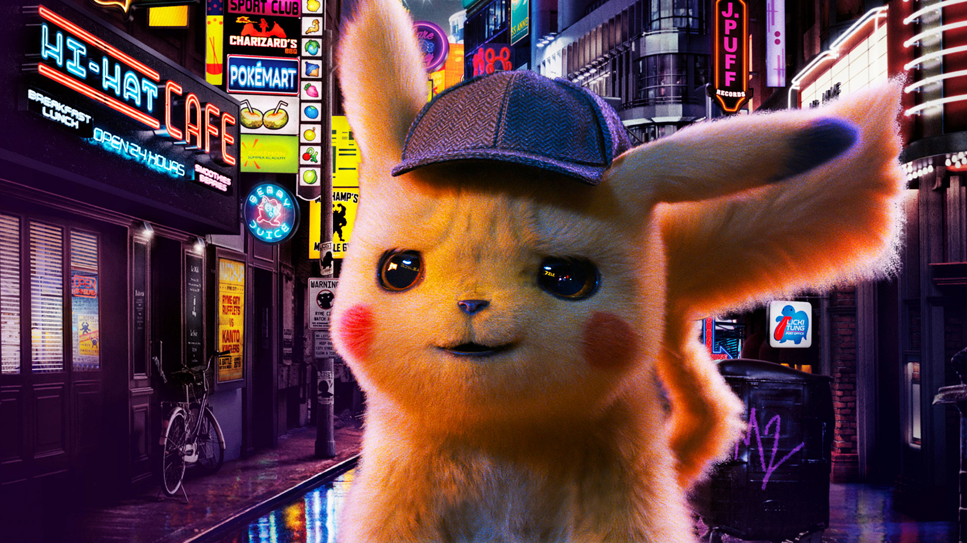 Pokemon Detective Pikachu 2019 Movie Reviews Popzara Press
