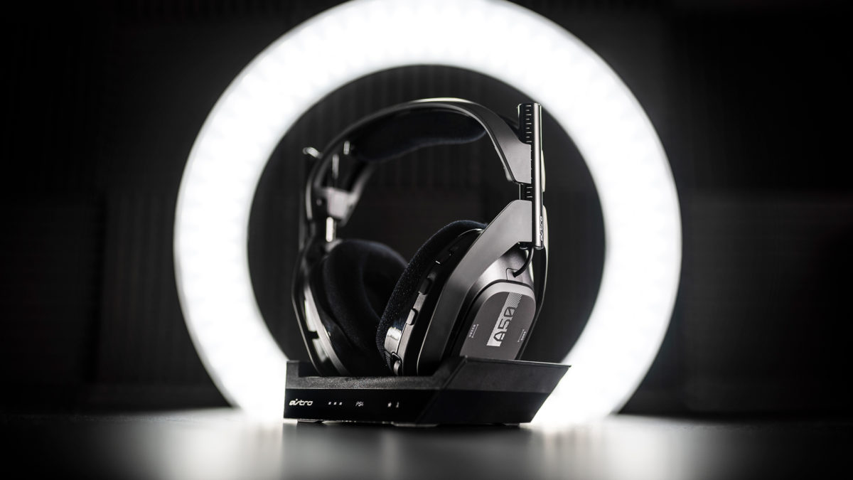 E3 2019: ASTRO A50 Wireless Gaming Headset — Hands-On