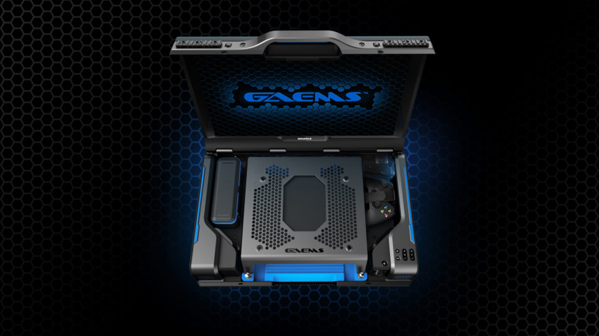E3 2019: GAEMS Guardian Pro XP PC Concept — Hands-On