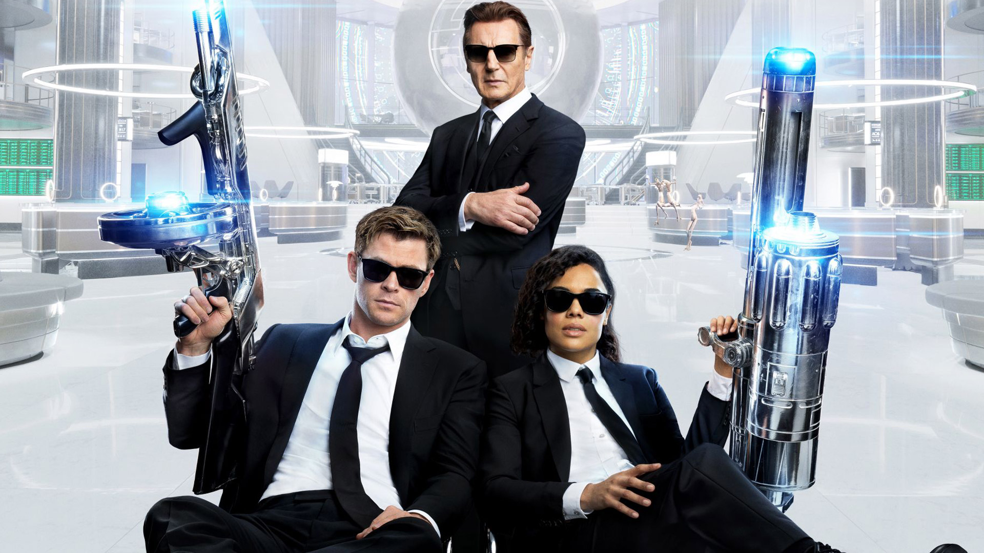 Men In Black International 2019 Movie Reviews Popzara Press