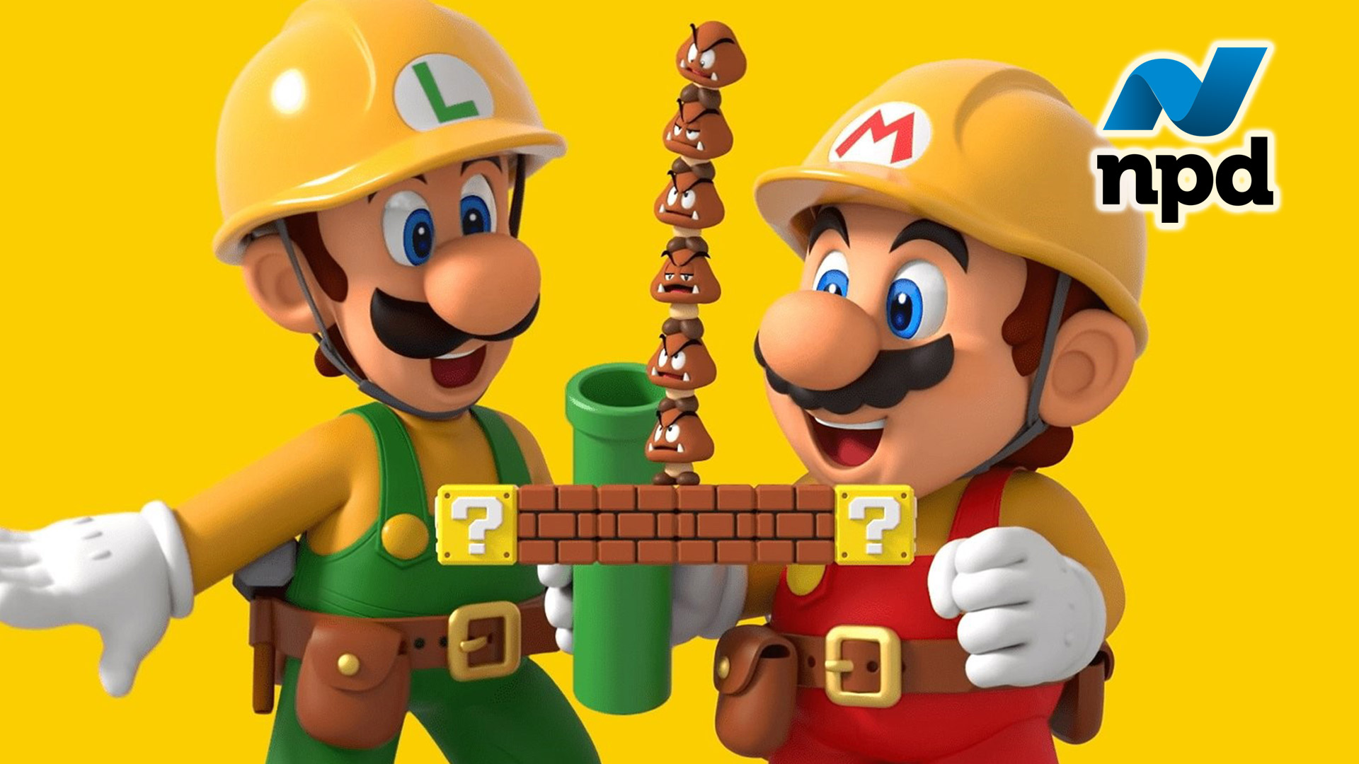 NPD June 2019 Gaming Estimates and Analysis: Mario Makes Money