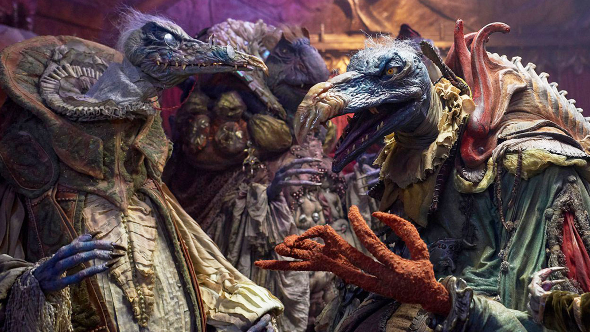 The Dark Crystal: Age of Resistance – The Future is Muppet