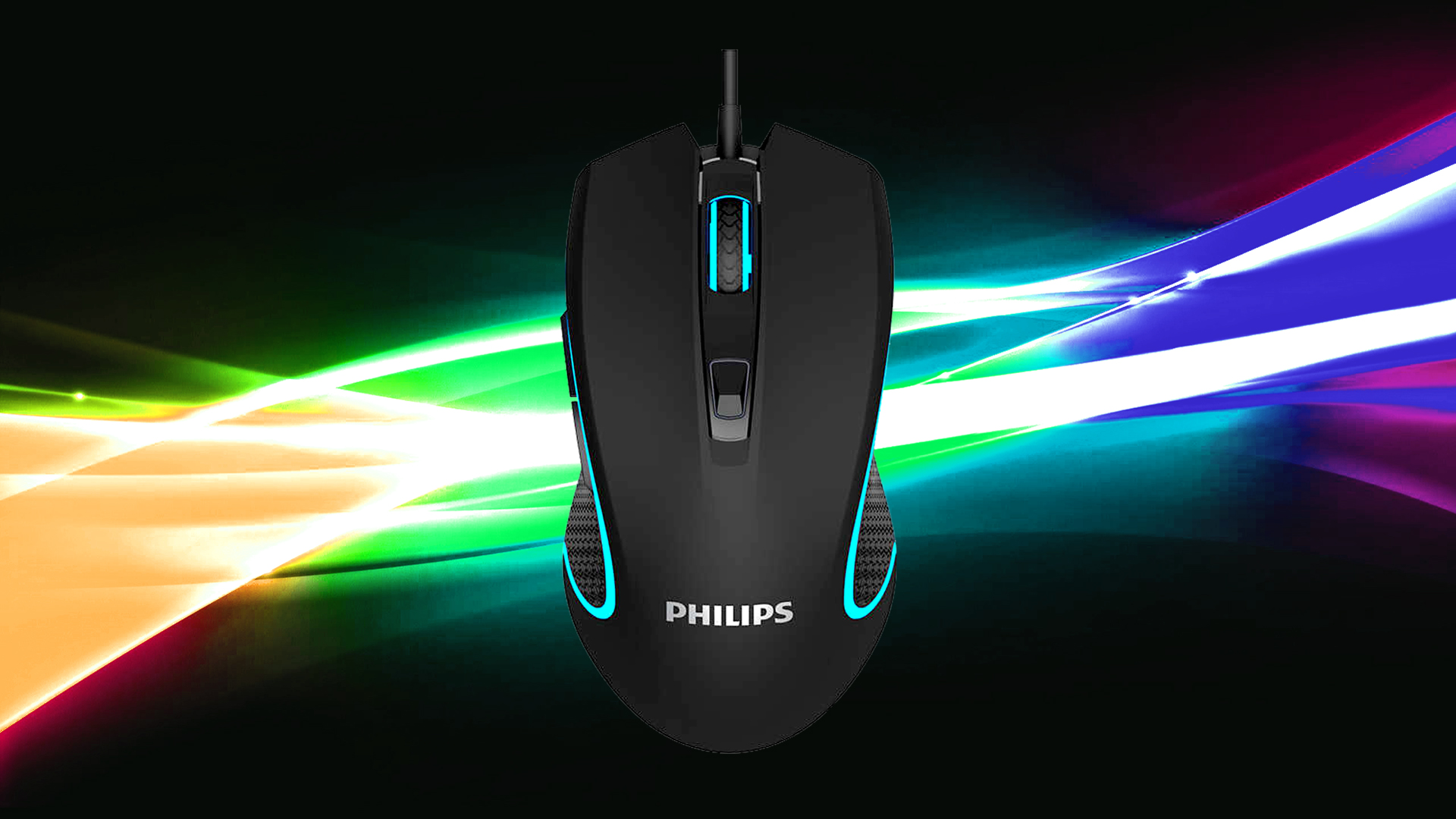 Philips G413 Wired Gaming Mouse