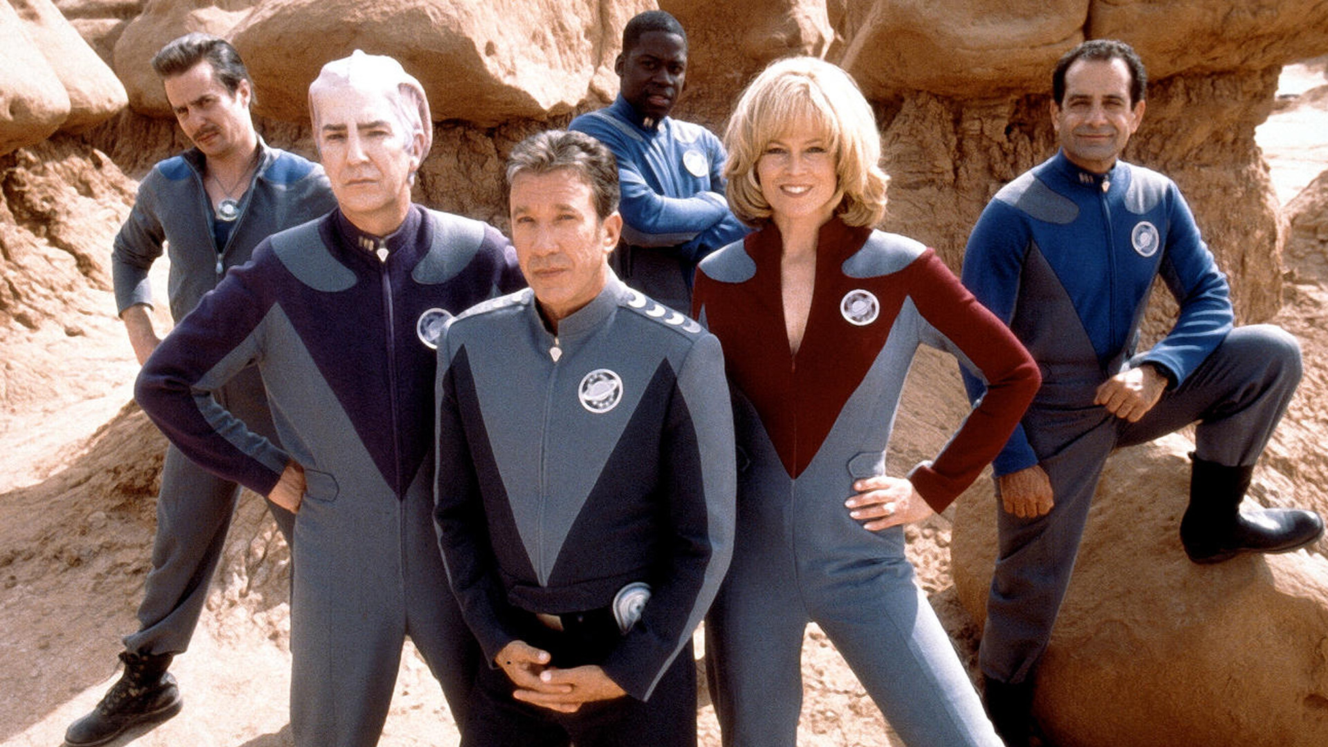 Galaxy Quest: 20th Anniversary Edition