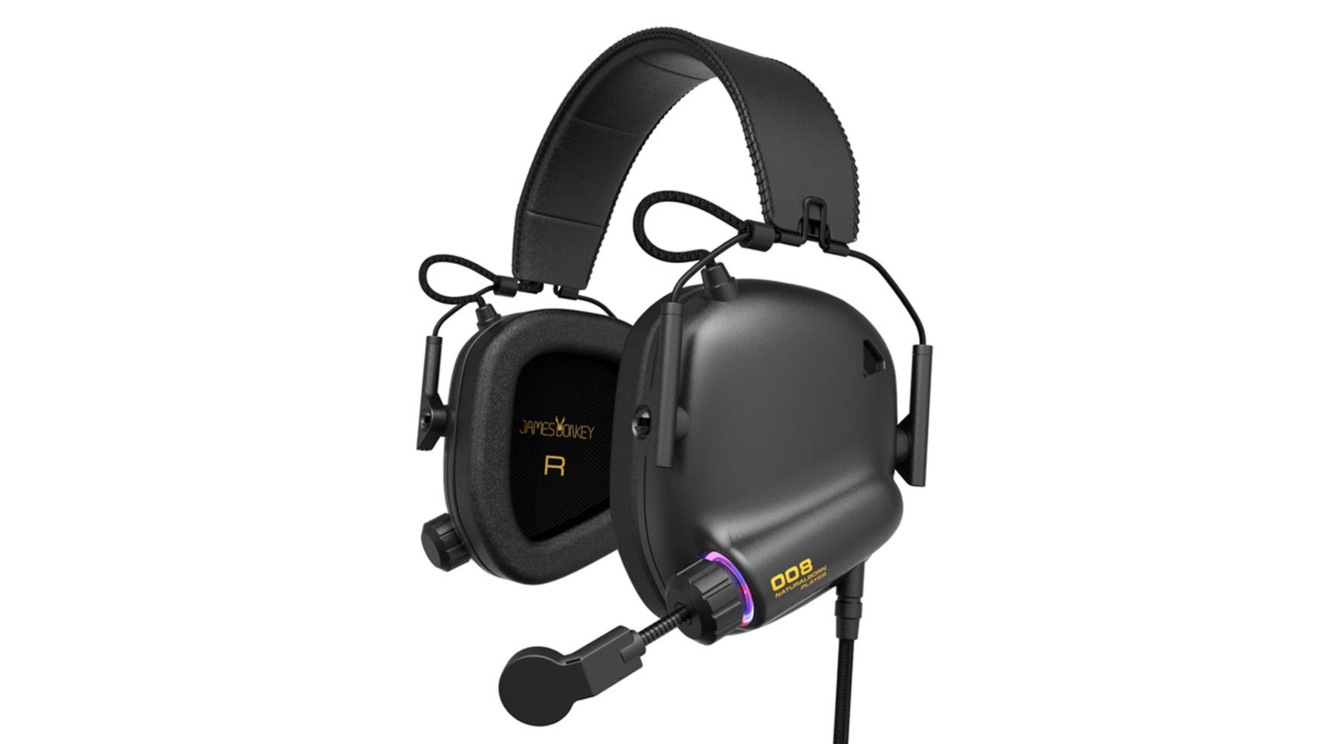 James Donkey 008 Tactical Master Gaming Headset