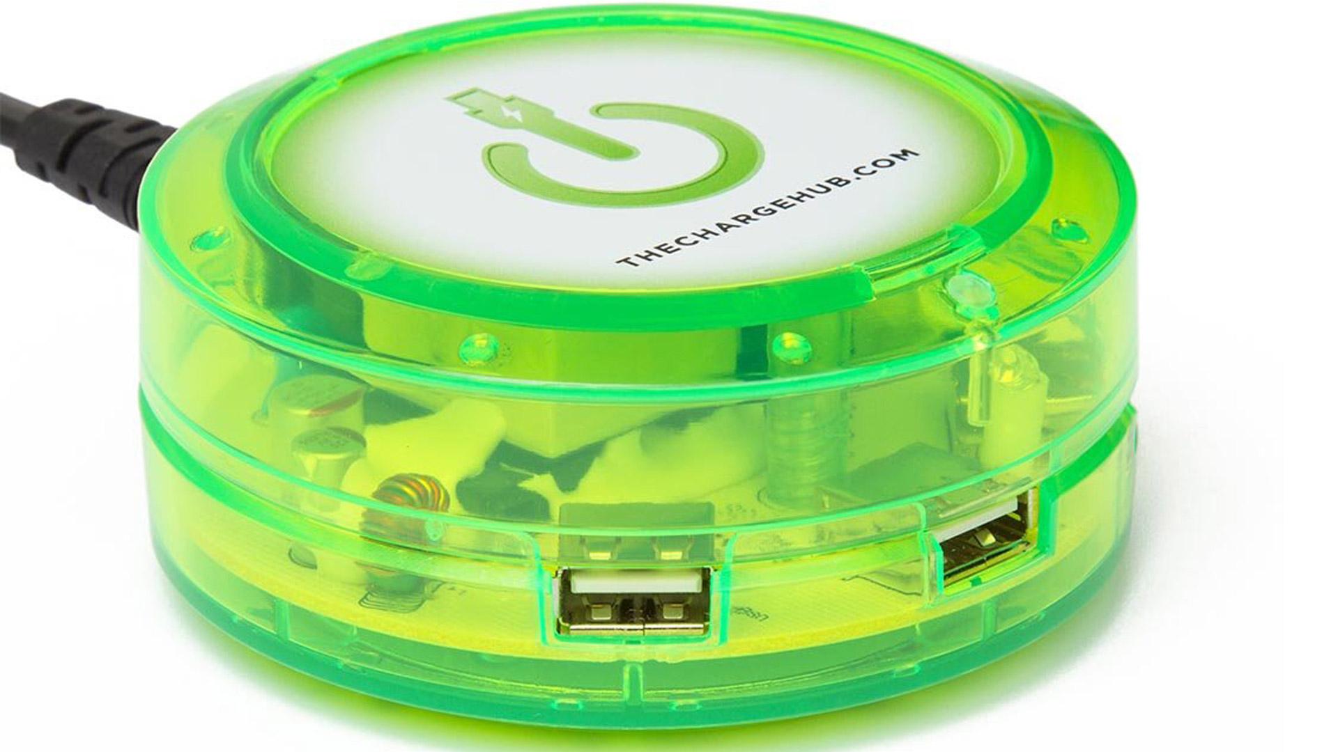 ChargeHub X3 USB Charging Station