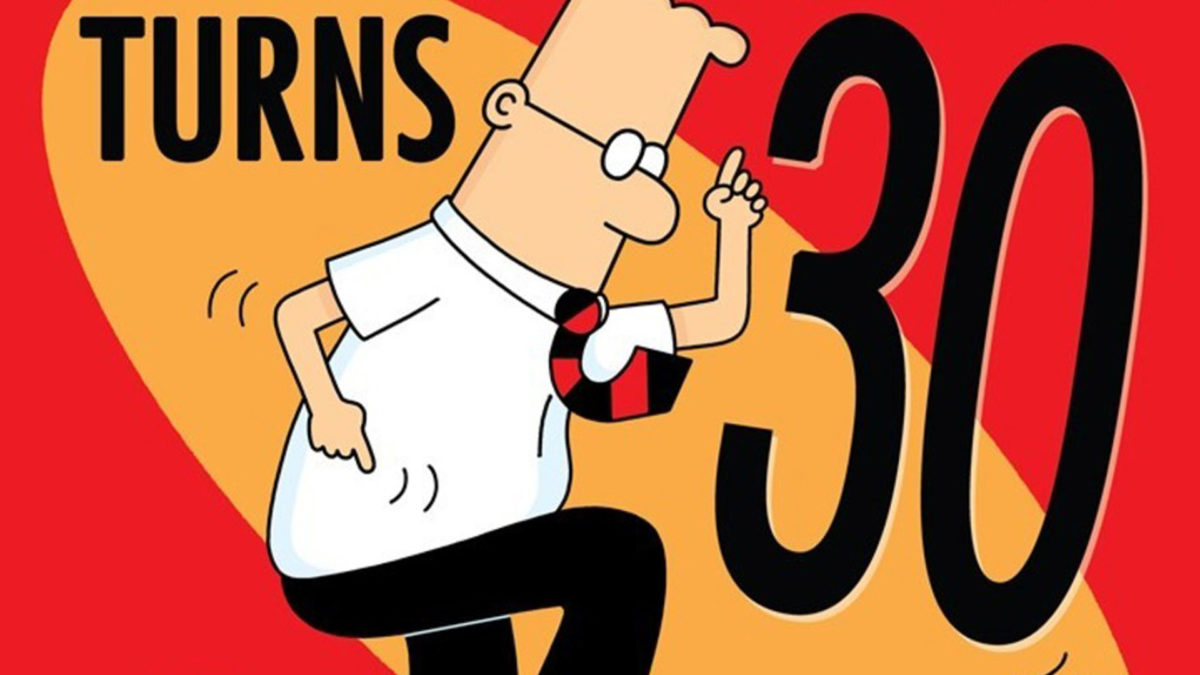 Dilbert Turns 30 (2019)