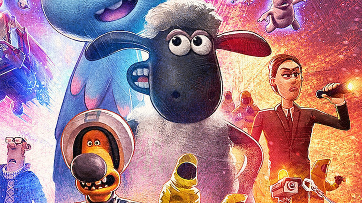 A Shaun the Sheep Movie: Farmageddon (2020)