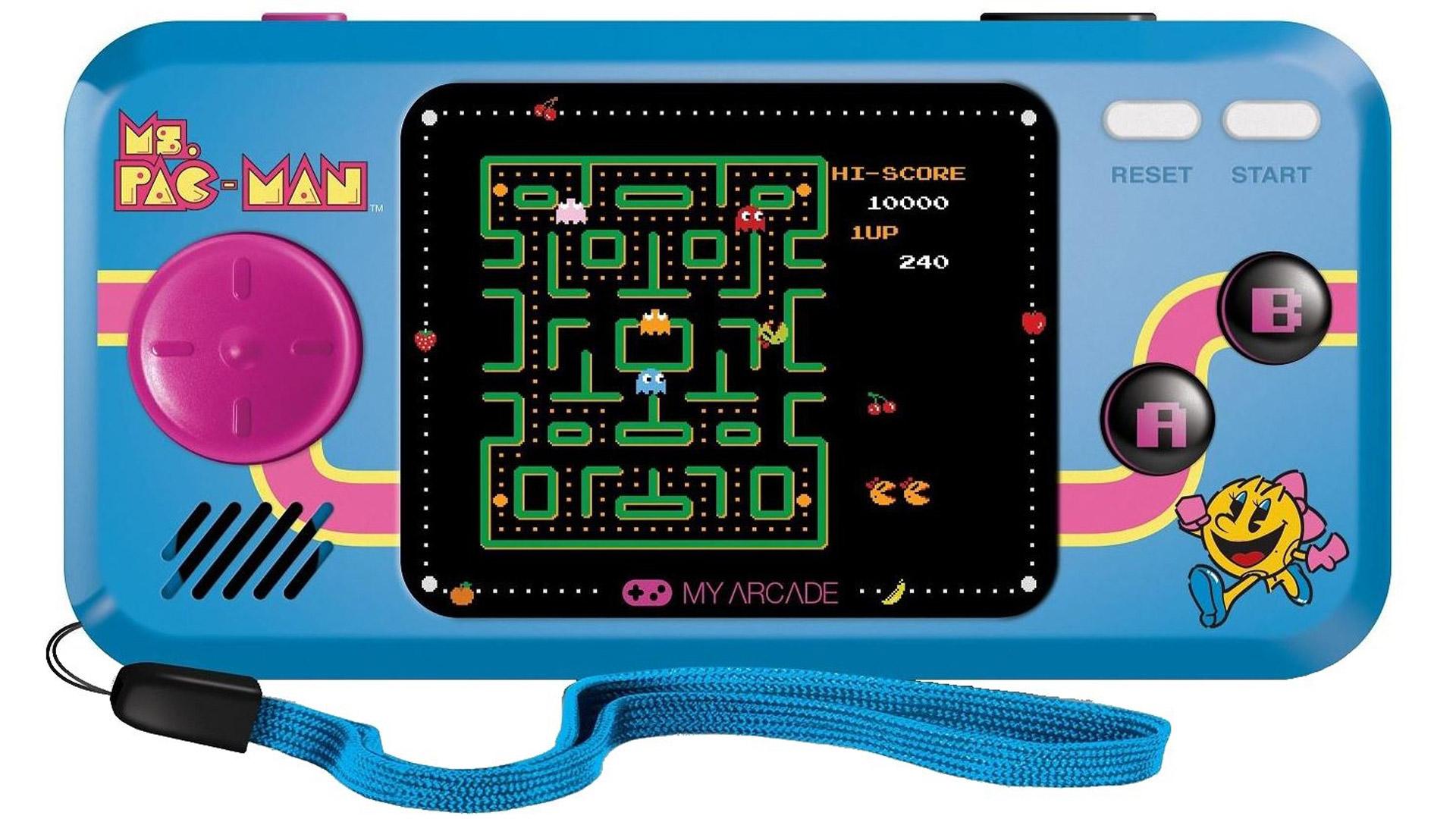 My Arcade Ms. Pac-Man Pocket Player