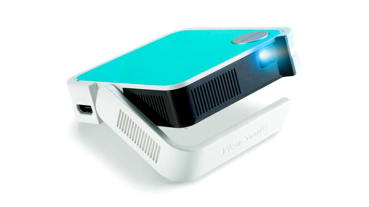 ViewSonic M1 Mini Ultra-Portable LED Projector