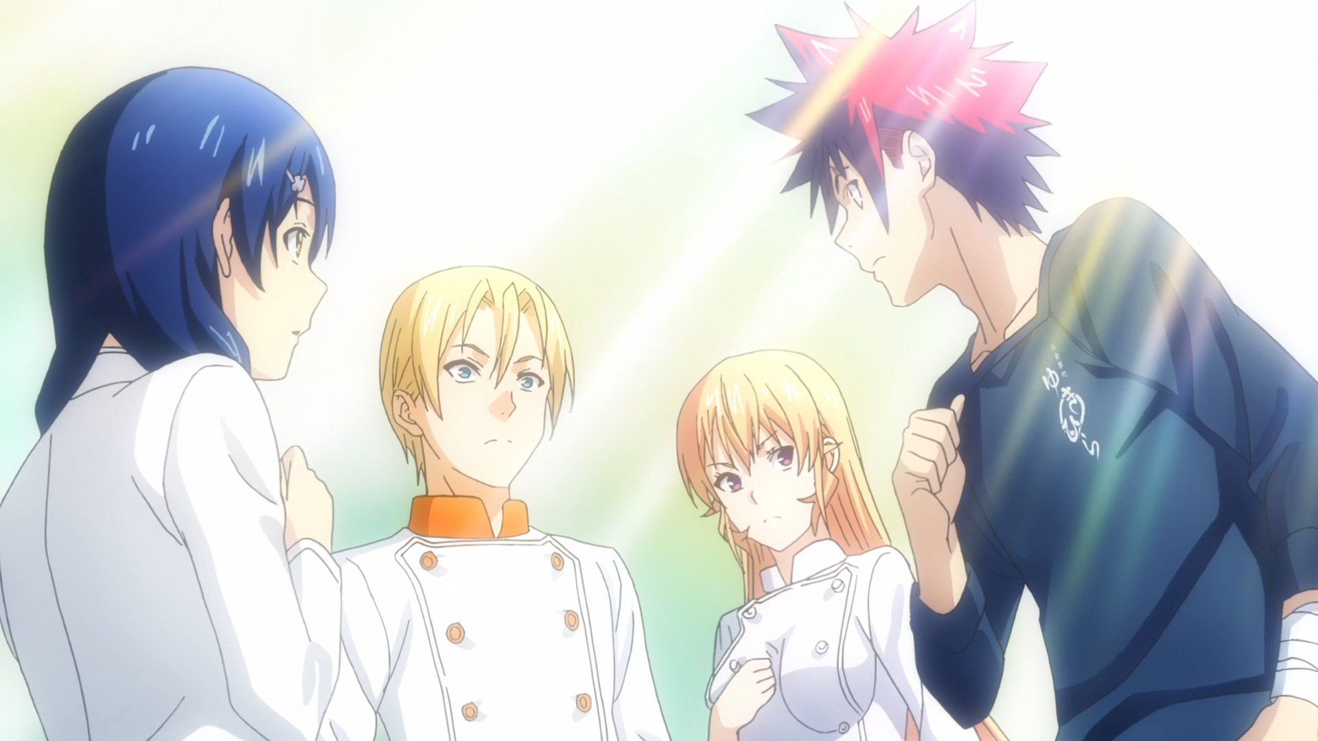 Food Wars The Third Plate: Complete Collection