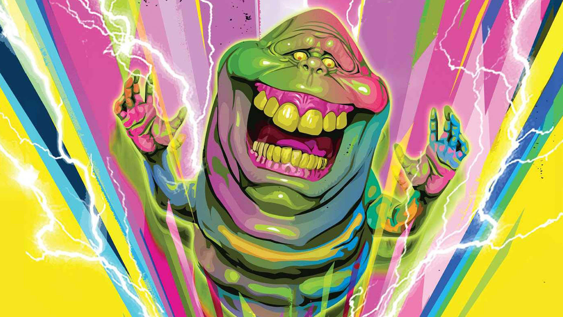 Ghostbusters: Artbook (2020)
