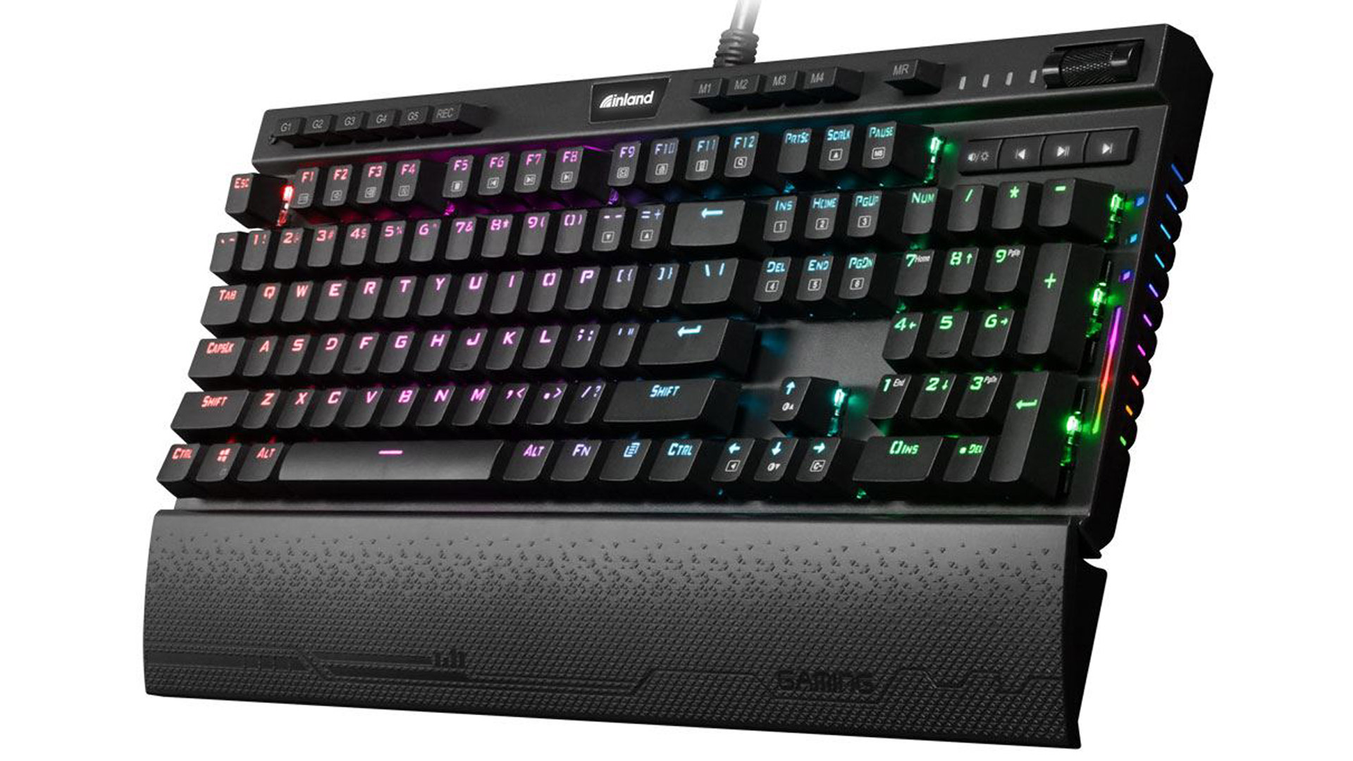 Inland OMK-X RGB Mechanical Gaming Keyboard
