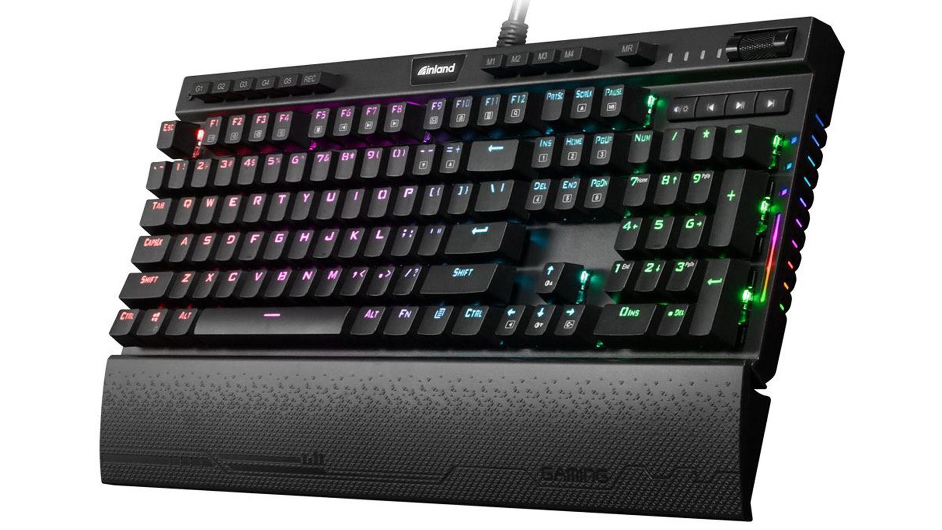 Inland OMK-X RGB Mechanical Gaming Keyboard