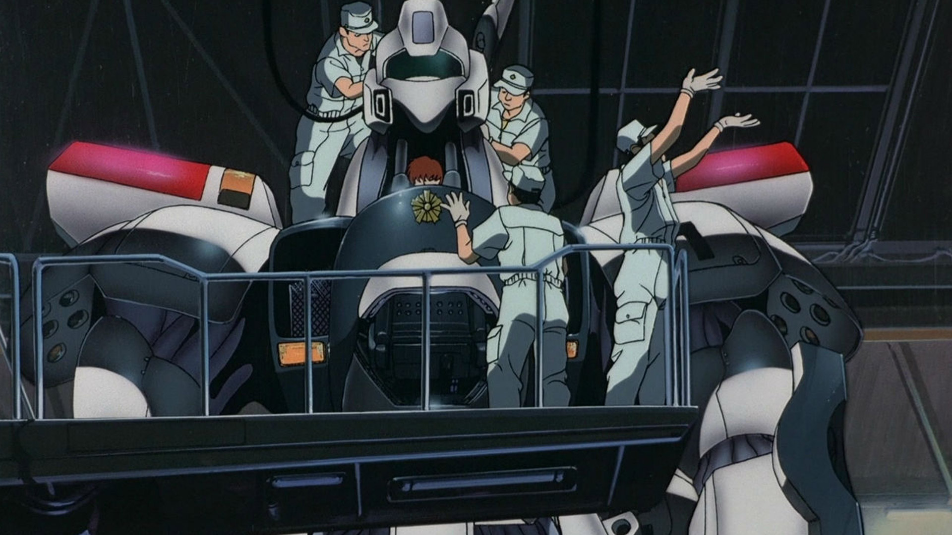 Patlabor: The Mobile Police Complete Collection