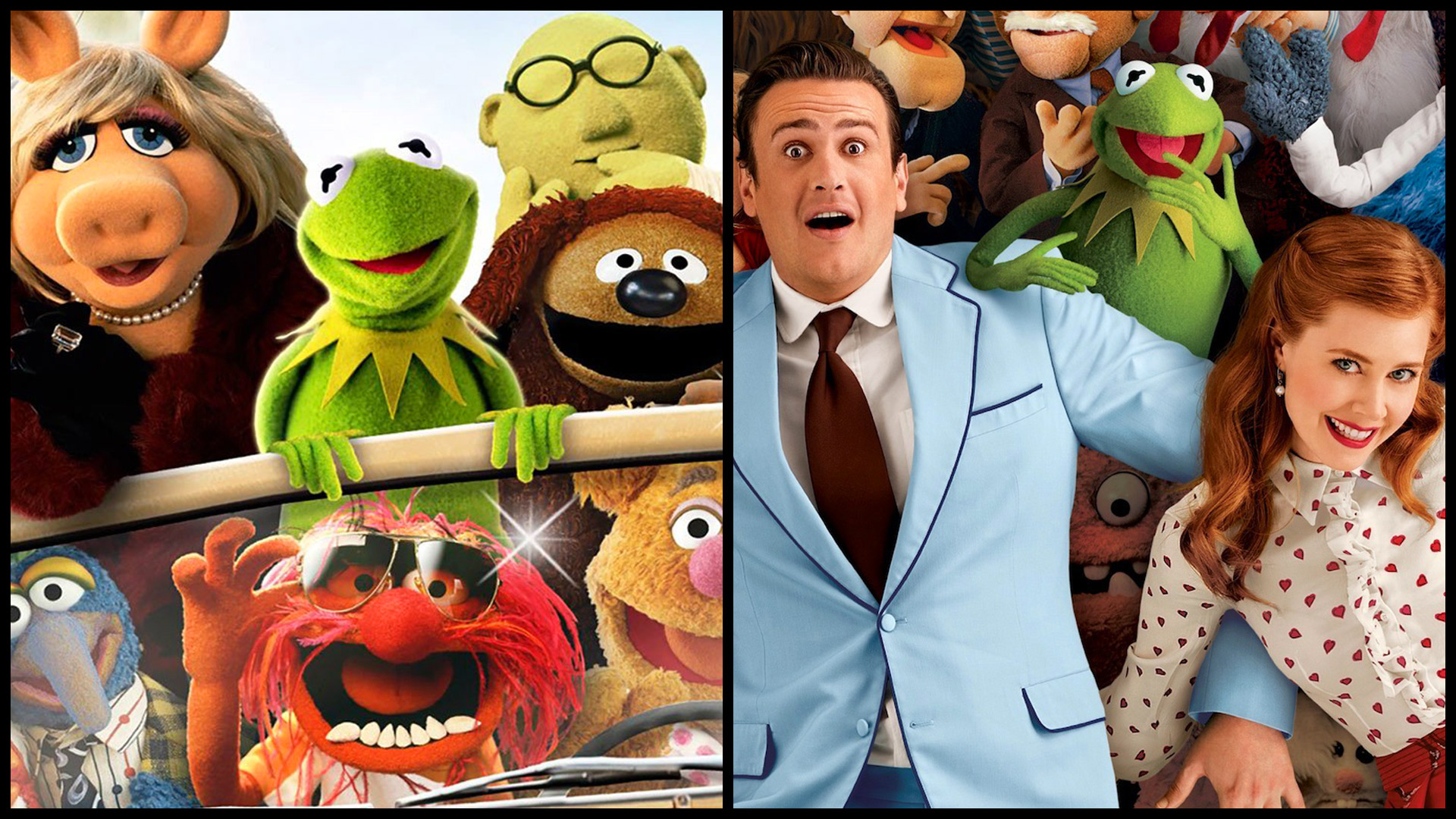 Movie Time! Man or Muppet? It's The Muppet Movie (1979) and The Muppets (2011)