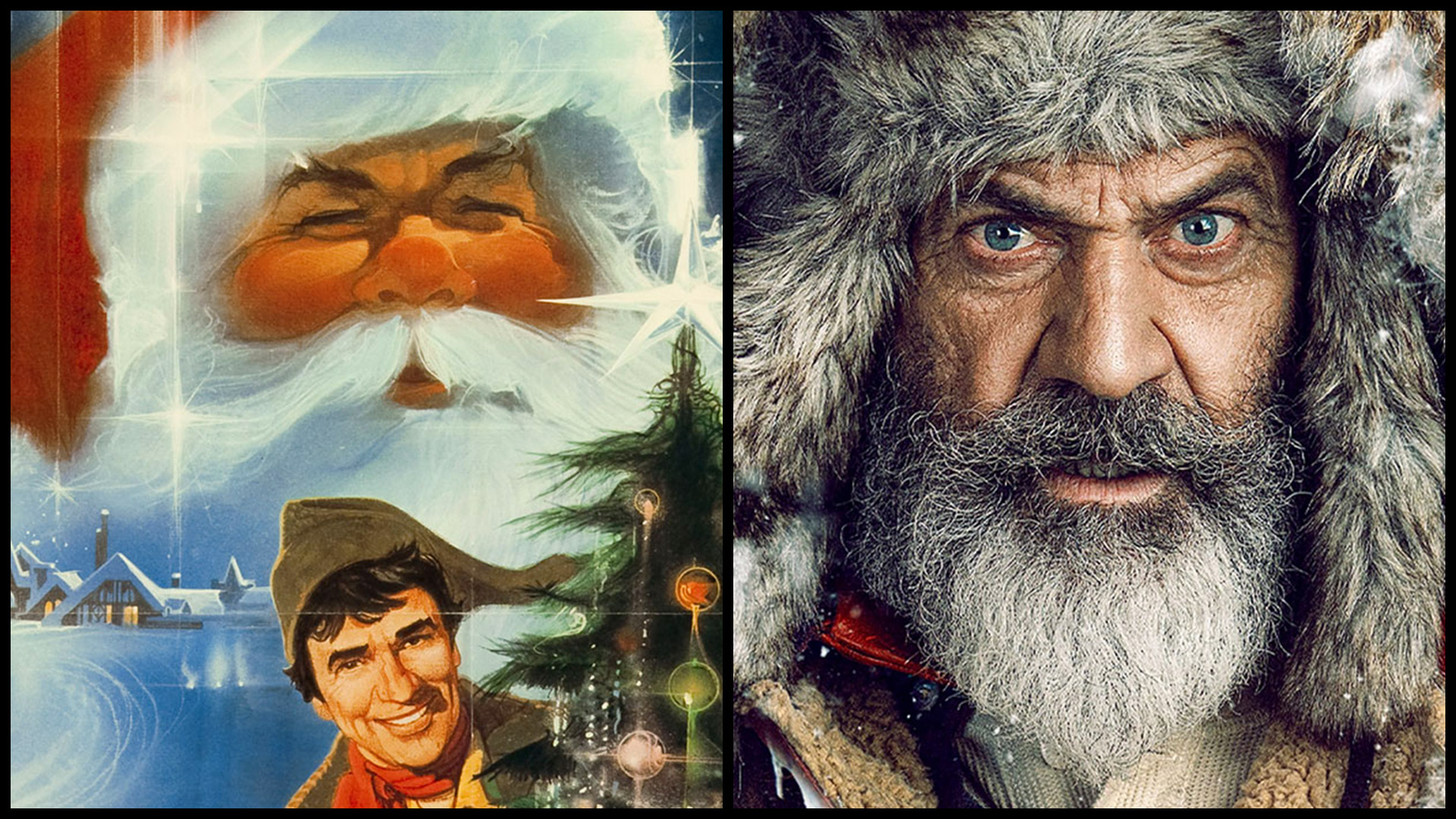 Movie Time! Duel of the Santas: Santa Claus: The Movie (1985) and Fatman (2020)