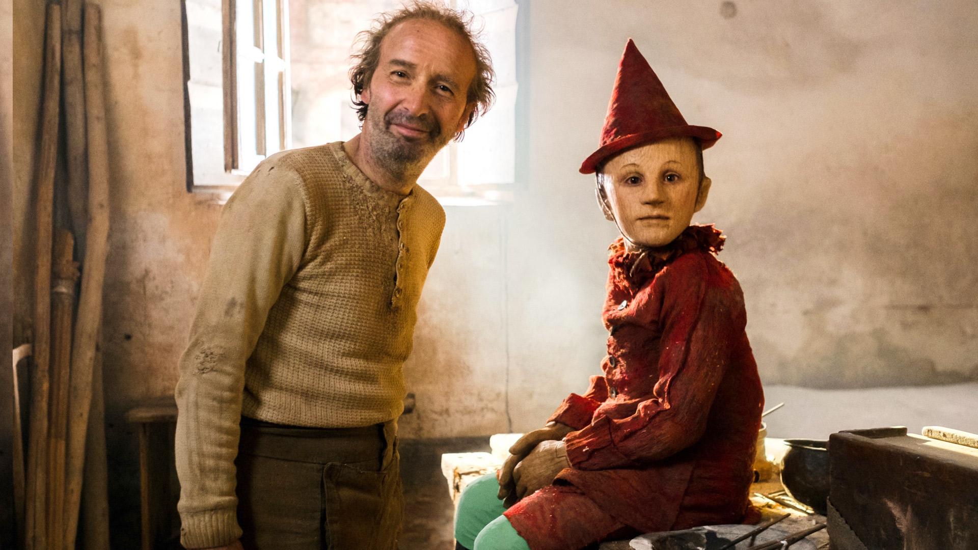 Pinocchio (2020)