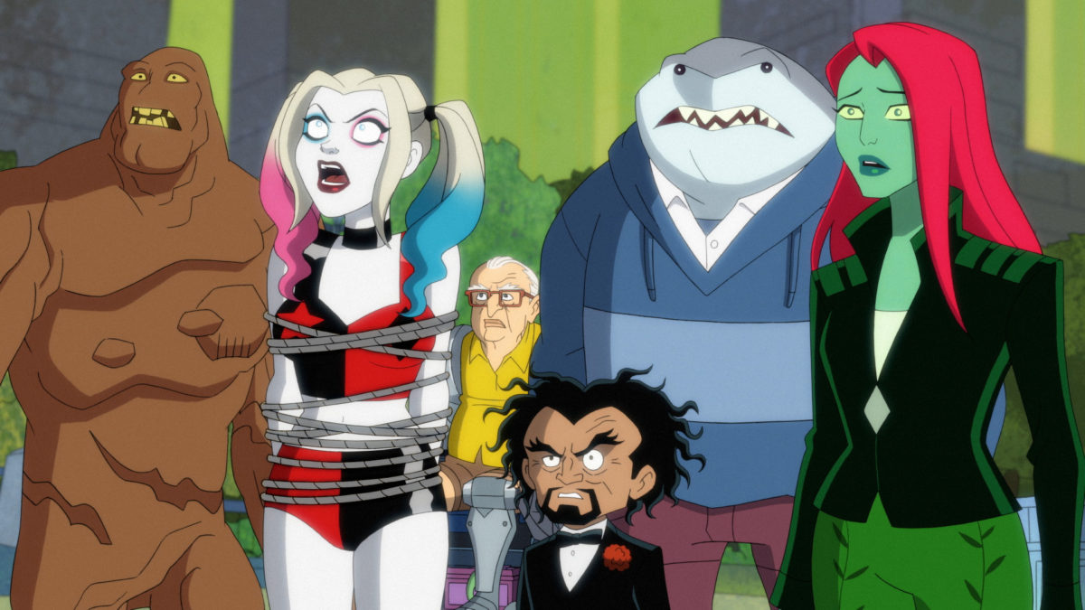 Harley Quinn: The Complete First and Second Seasons