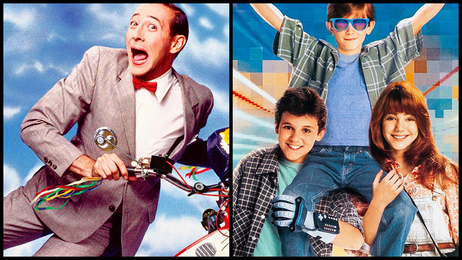 Movie Time! Nostalgia Trip: Pee-Wee's Big Adventure (1985) and The Wizard (1989)