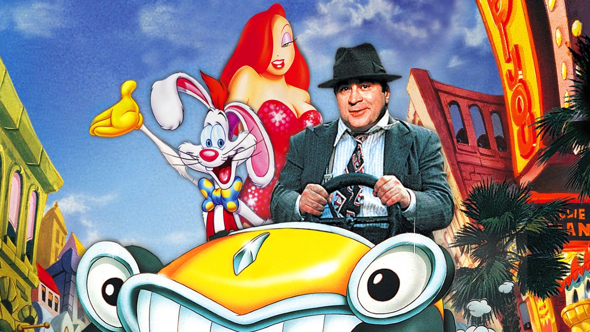 Movie Time! Bumping the Lamp: Who Framed Roger Rabbit (1988) and Animation Domination