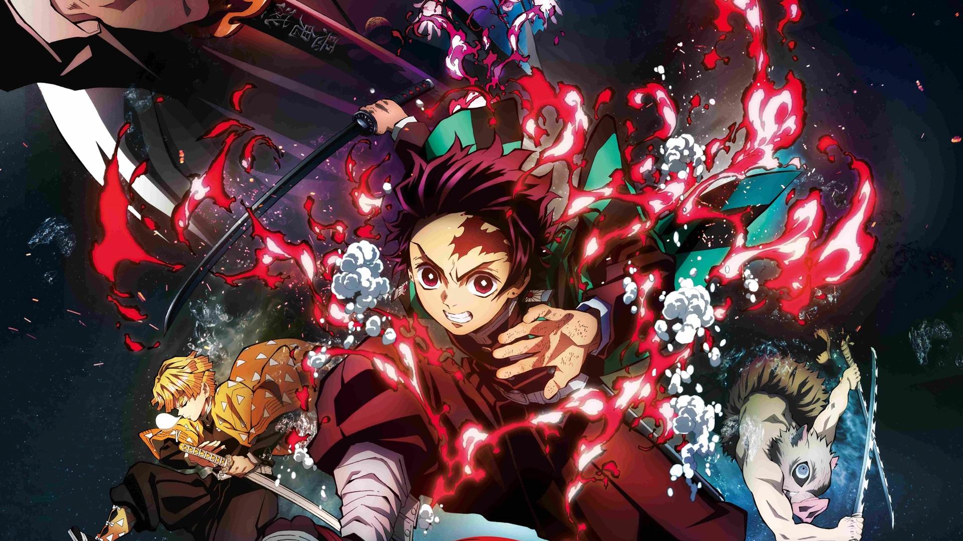 Demon Slayer: Kimetsu no Yaiba the Movie: Mugen Train (2021)