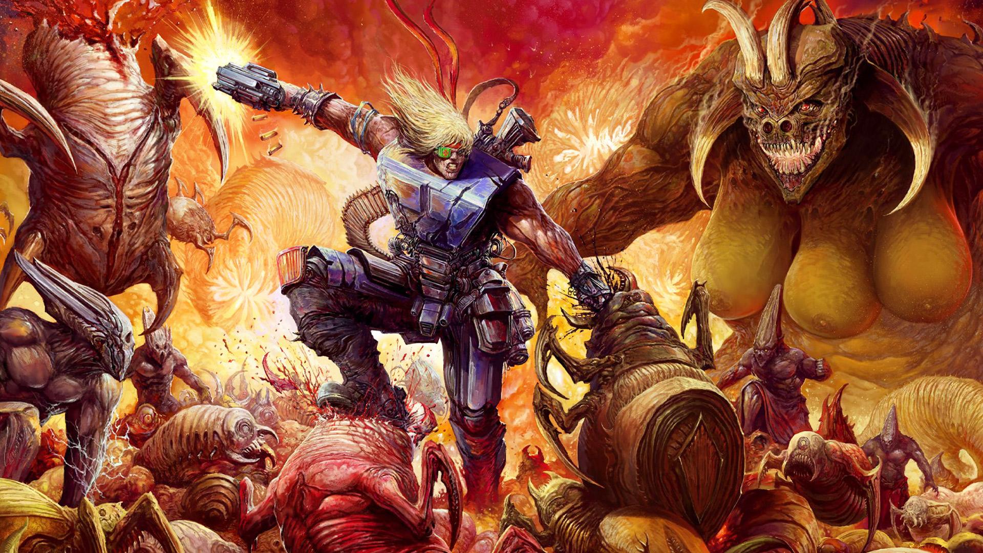 SturmFront – The Mutant War: Übel Edition