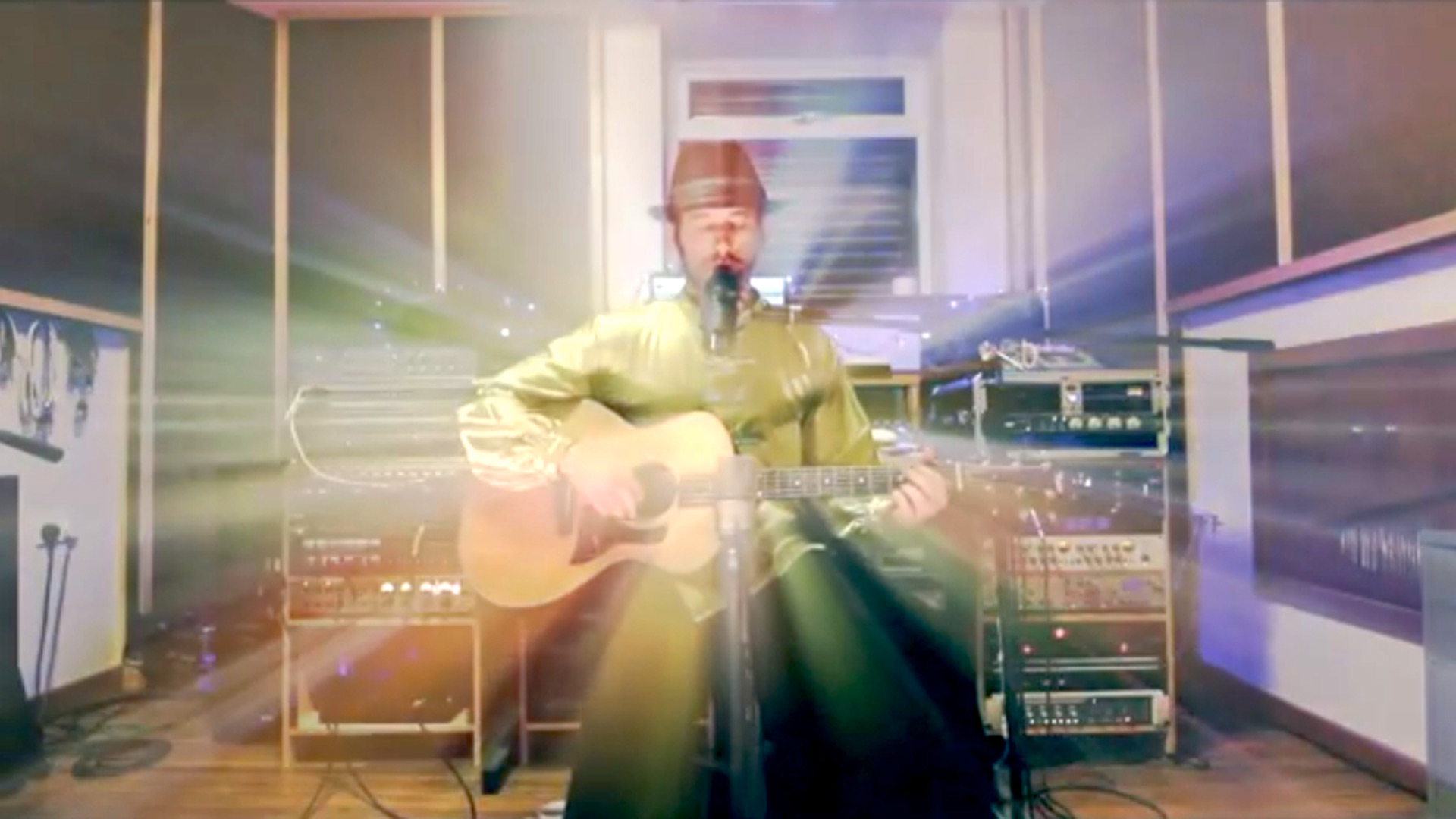 Musician And Game Developer Craig Snape Talks Kung Fu Jesus, Hallucinogens, And Psychedelics