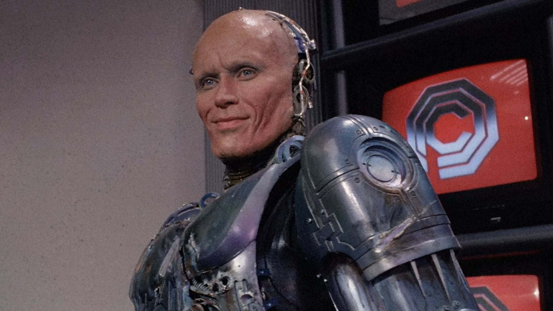 Movie Time! Part Man, Part Machine, All Awesome: RoboCop (1987)