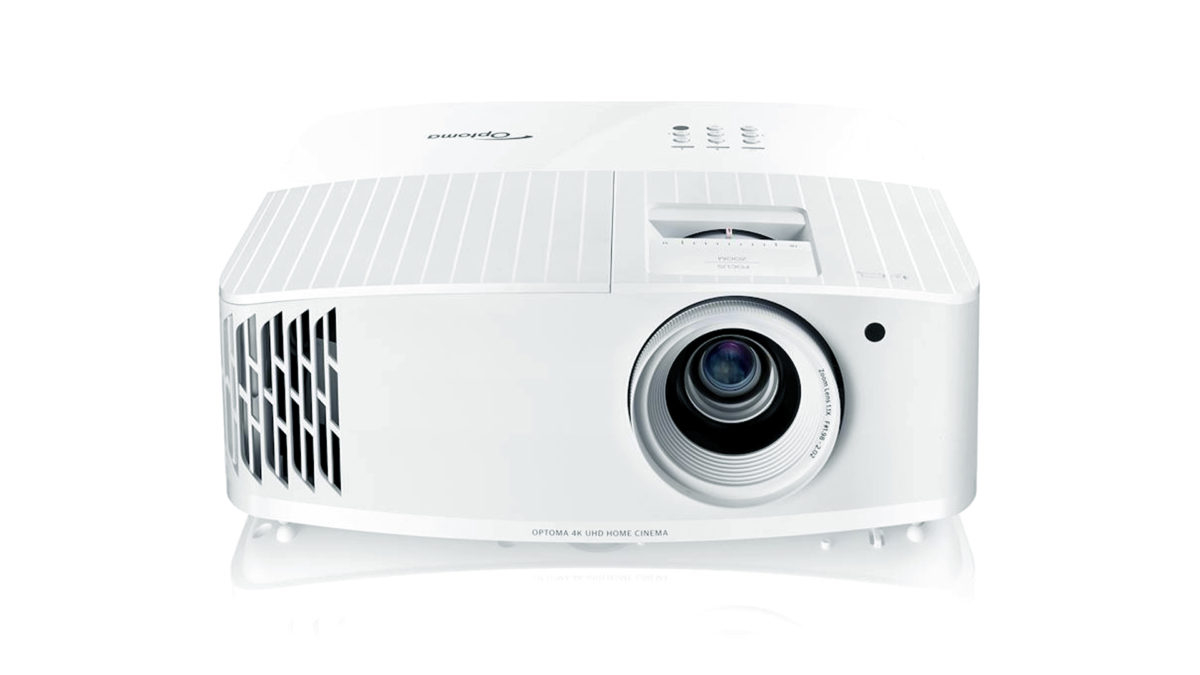 Optoma UHD38 Home Cinema Gaming Projector