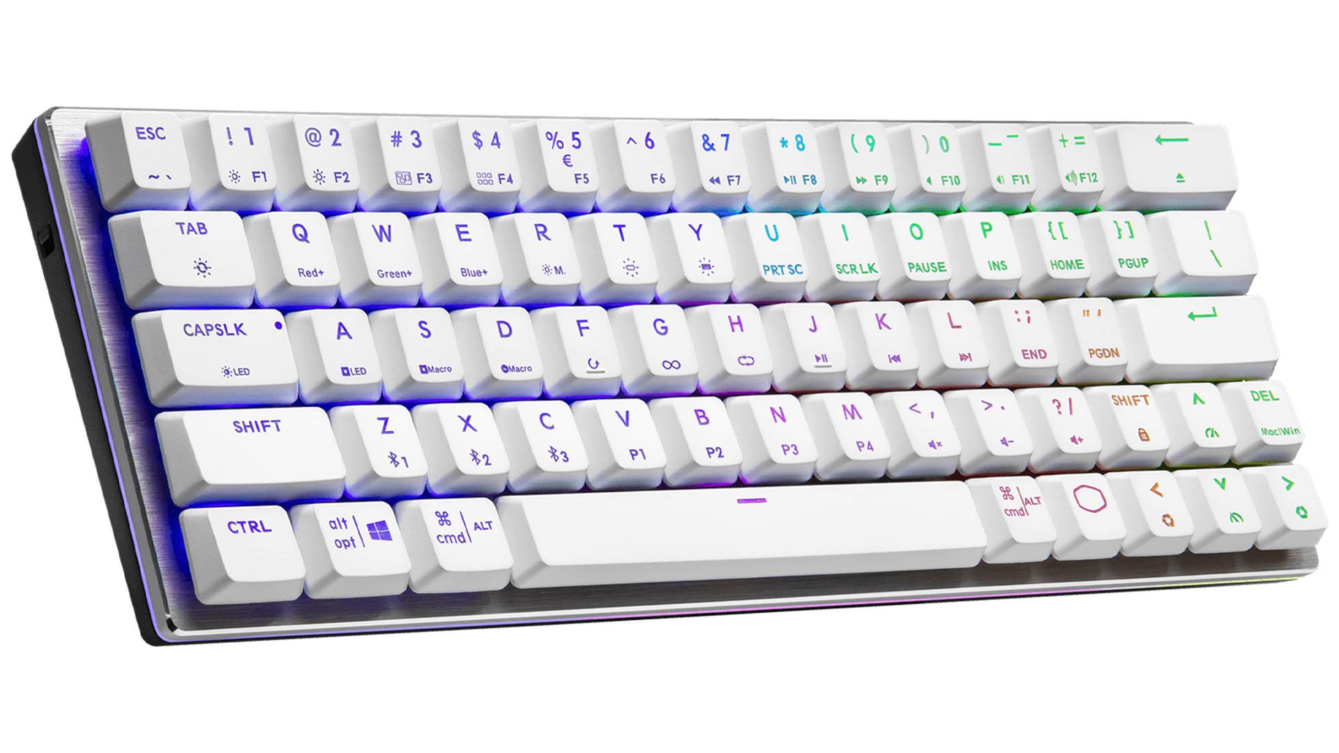 Cooler Master SK622 Wireless Mechanical Keyboard