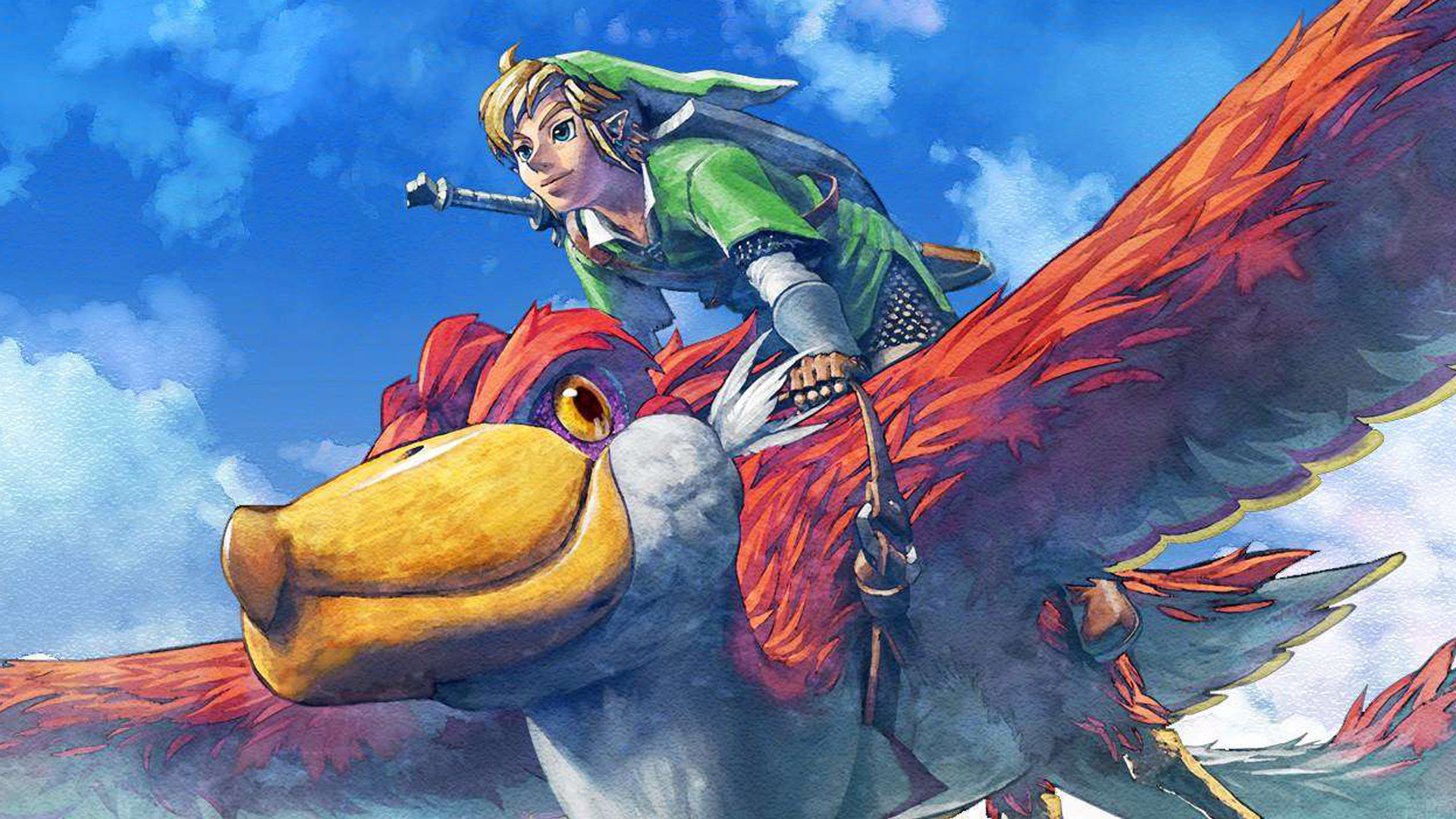 The State of Gaming July 2021: Skyward Sword HD, Monster Hunter Stories 2, The World Ends With You, Steam Deck, Space Jam, and NPD