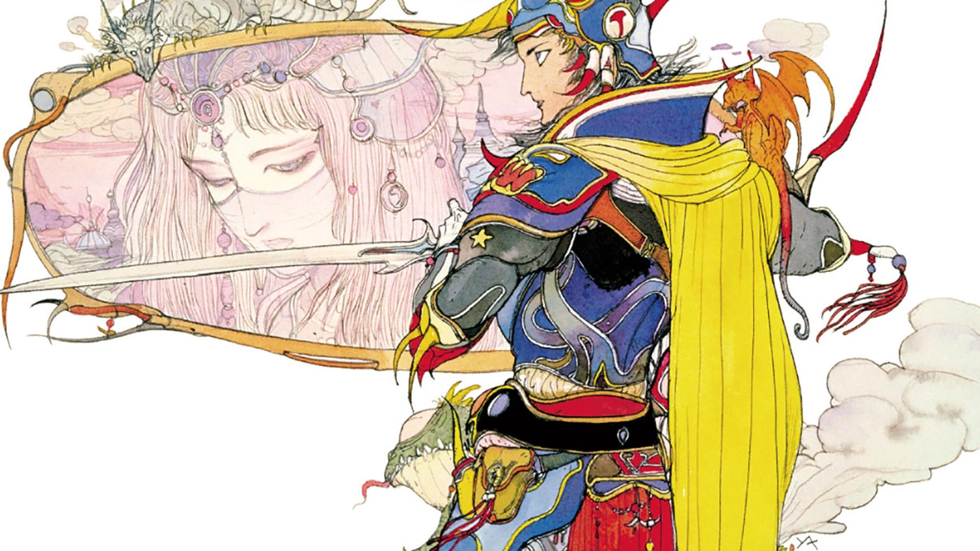Final Fantasy Pixel Remaster I – III