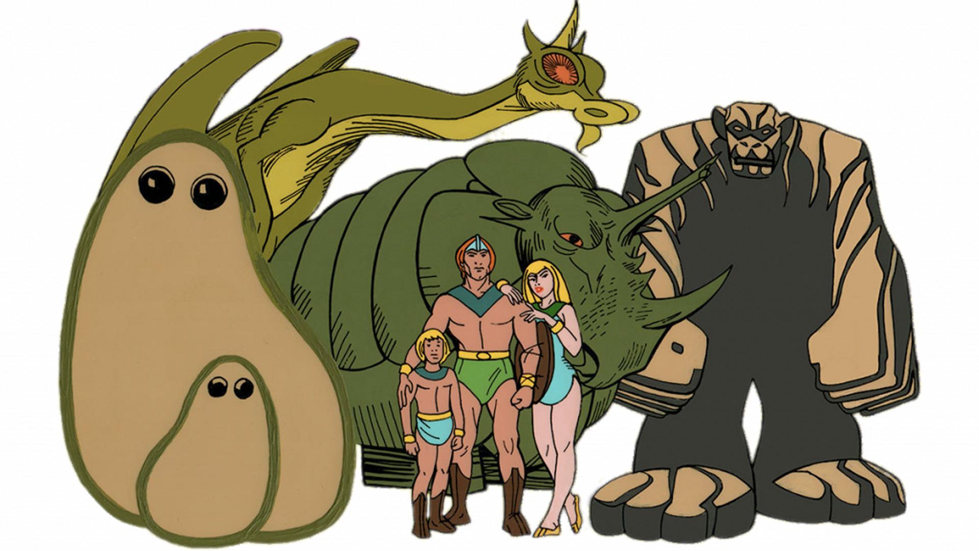 The Herculoids: The Complete Original Series