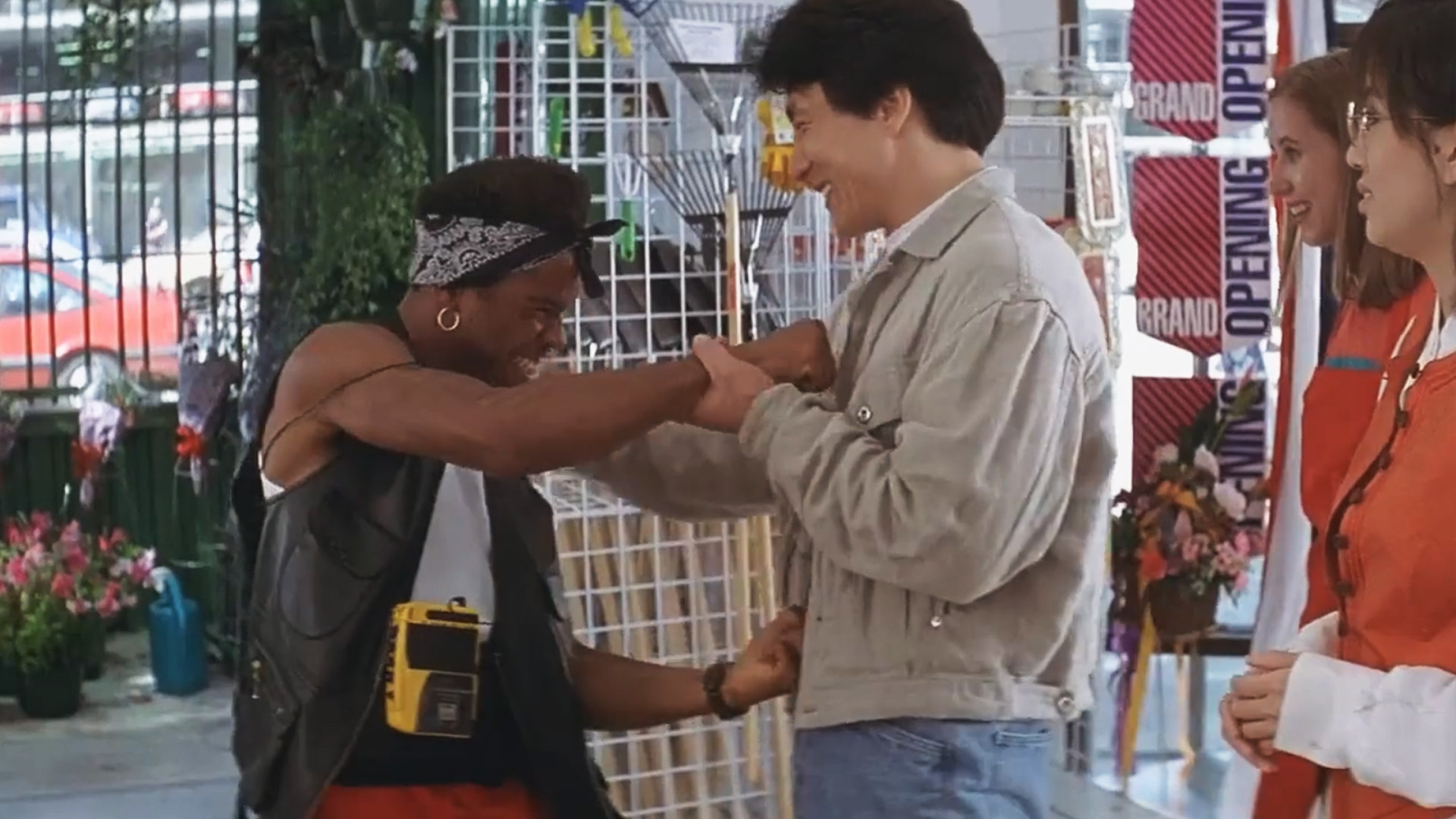 Movie Time! Rumble in the Bronx (1996) and the Jackie Chan Renaissance