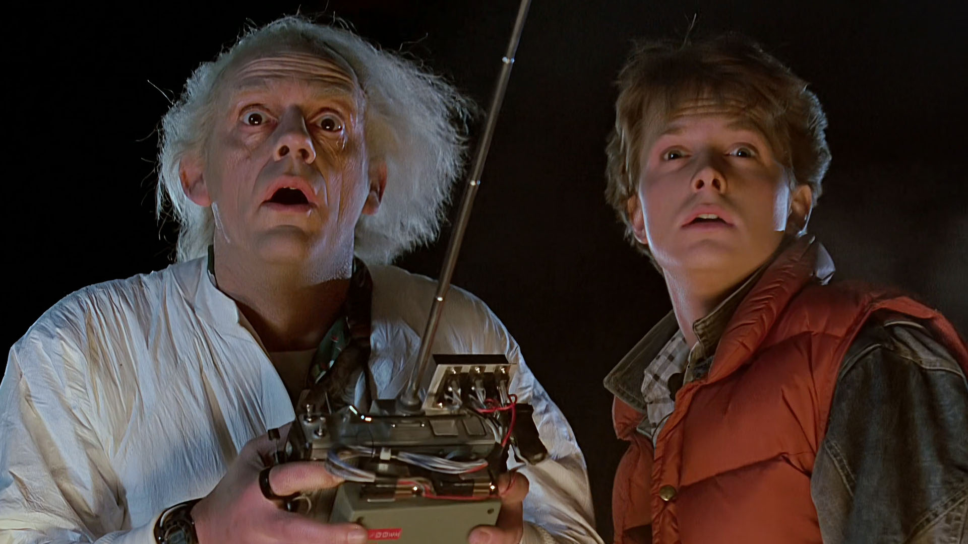 Movie Time! The Power of Love: Back to the Future Trilogy (1985 – 1990)